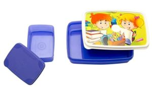 Signoraware funtime compact plastic lunch box