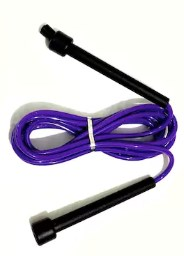 Skipping Rope Slim Handle (Assorted- Available color will be send)