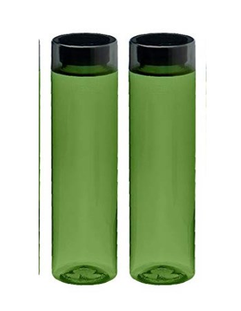 Steelo Neer Tritan Water Bottle, 1 Litre, Set of 2, Green at rs.201