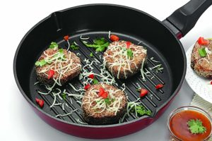 Tosaa Star Range Non-Stick Grill Frypan