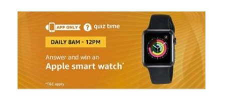 apple smart watch quiz