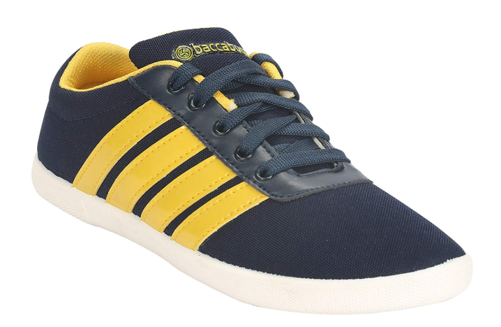 bacca bucci sneakers yellow