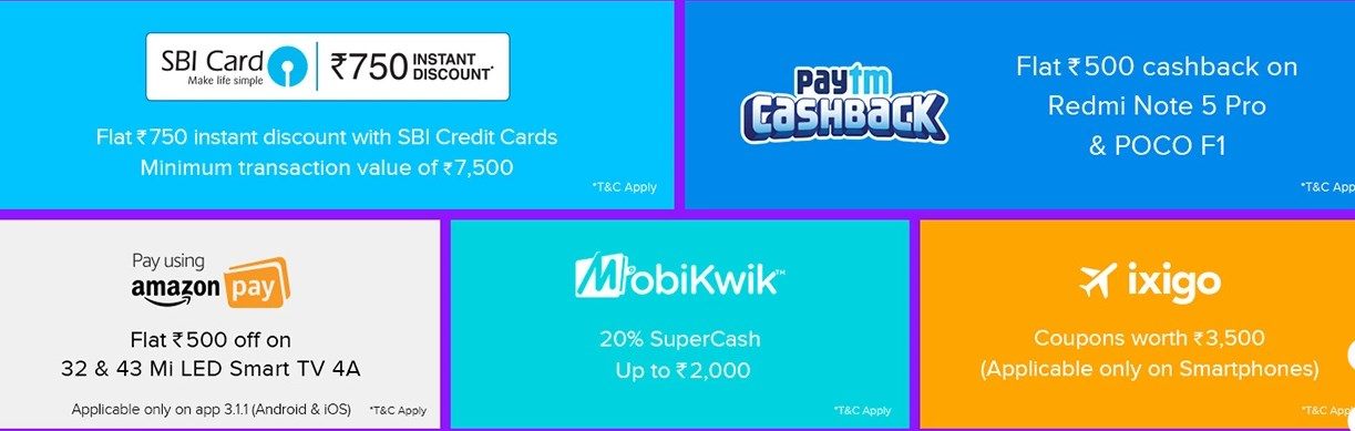 diwali with mi offers