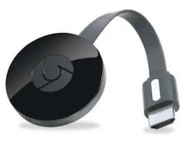 Google Chromecast (2nd Gen) Media Player
