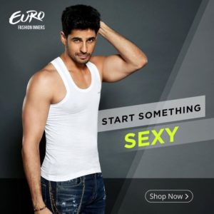 Amazon - Buy Euro Men's Innerwear Min 25% off Starting from Rs. 24
