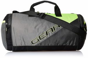 Amazon - Buy Gear Polyester 39 cms Grey Travel Duffle at Rs. 378