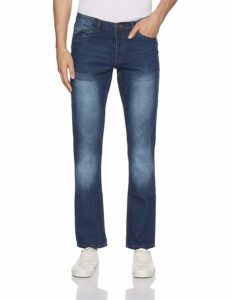 Amazon - Newport Men's Slim Fit Jeans Starts at Rs.310