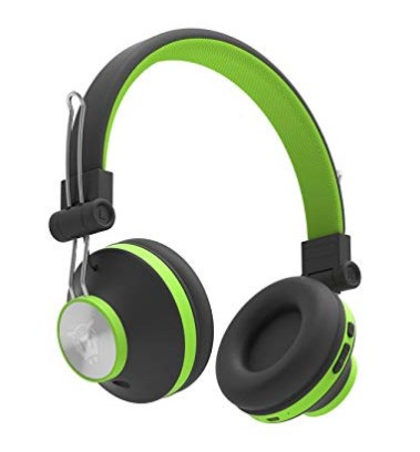 Ant Audio Treble H82 On-Ear Bluetooth Headphones with Mic (Green) at rs.999
