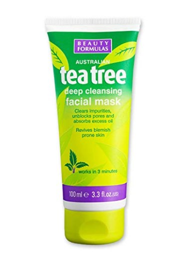 Beauty Formulas Deep Cleansing Face Mask, 100ml at rs.139