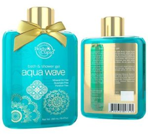BodyCupid Aqua Wave Shower Gel - No Sulphate and Paraben - 250 mL at rs.199