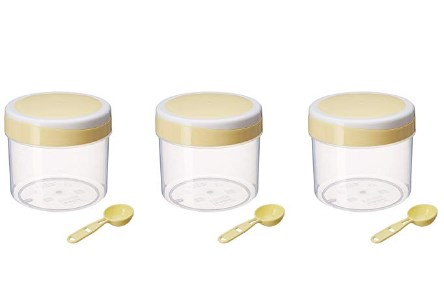 Cello Fashion-D Container Set, 750ml, 3-Pieces, M.Pearl at rs.99