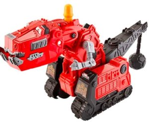 DTX Dinotrux Try Me Rux, Multi Color