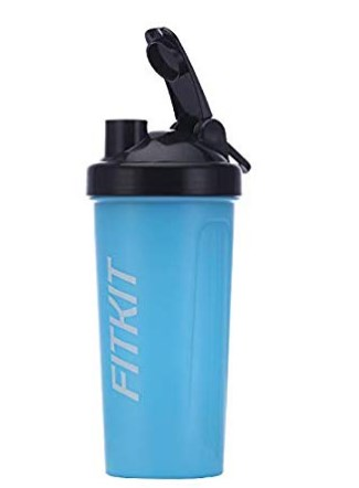 Fitkit Prime Shaker Bottle with Wire Blending Ball at rs.93