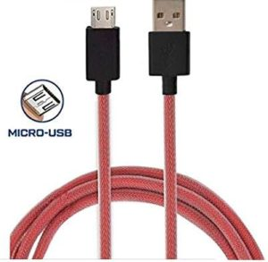 GRAVITY Micro USB 1 Meter Cable With Metal Casing Connectors
