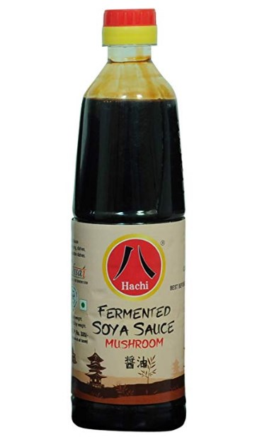 HACHI Fermented Soya Sauce Mushroom (600g) at rs.190