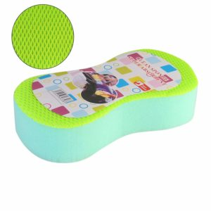 Home Cube® Super Absorbent Cleaning Sponge Scrubber for Car Cleaning/Home Cleaning Purpose 1 Piece