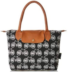 Kanvas Katha Jacquard Stylish Tote Bag Collection for Women (Multicolor)