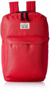 Levi's Fabric 32 cms Red Backpack
