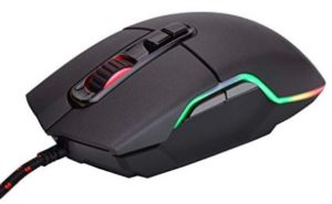 Live Tech Advance 3200 DPI Sensor Vulcan Programmable RGB Gaming Mouse