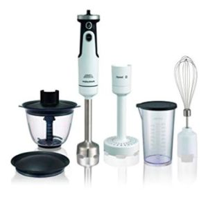 Morphy Richards Pro Set Total Control 650-Watt Hand Blender