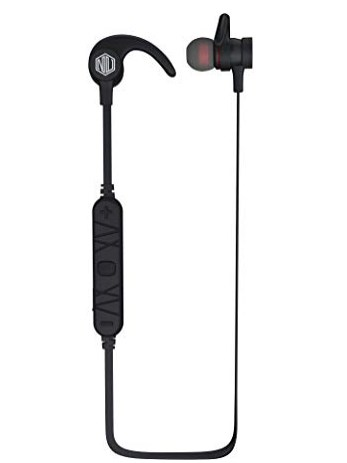 Nu Republic Nu Jaxx Wireless Earphones with Mic (Black) at rs.999