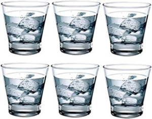 Ocean 5B1611206 Studio Water Tumbler Set of 6 Piece