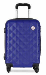 PRONTO Naples ABS 65 cms Blue Hardsided Check-in Luggage