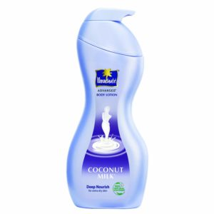 Parachute Advansed Deep Nourish Body Lotion, 400 ml at RS.138