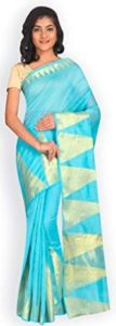 Pavecha's Saree with Blouse Piece