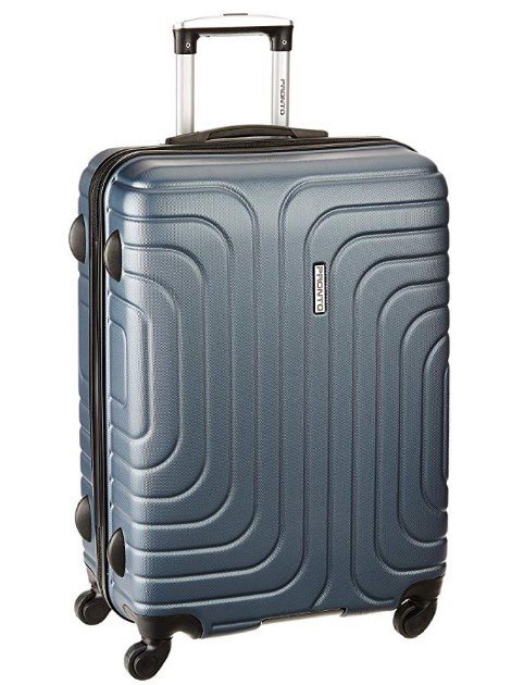 Pronto Cyprus ABS 78 cms Grey Suitcases (6474-GY)
