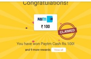 (Proof) Crownit Survey- Free Rs5 10 100 PayTM Cash Or Rush Ticket Instantly