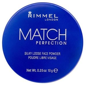 Rimmel Match Perfection Silky Loose Powder, Transparent 001, 8ml at rs.329
