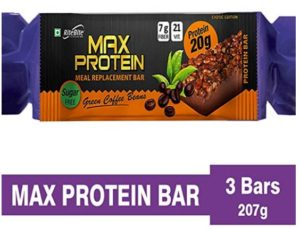 RiteBite Max Protein Bars Assorted Gifting Candy pack of 3-207g at rs.185