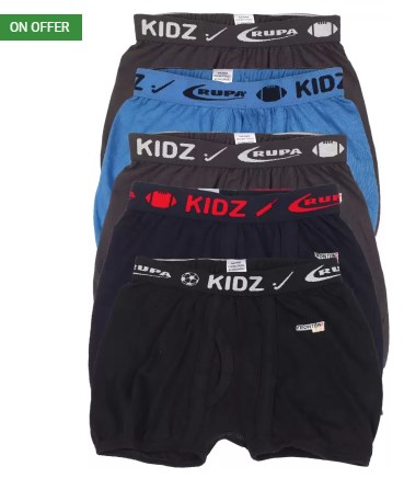 Rupa Frontline Kids Clothing minimum 50% off