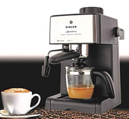 Singer Xpress Brew 800 Watts Coffee Maker at rs.2399