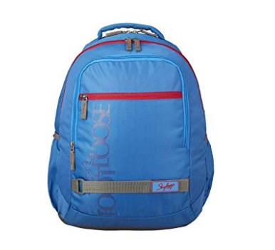 Skybags 29 Ltrs Blue Casual Backpack (BPTAZ1BLU) at rs.655