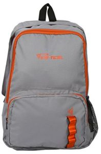 The Vertical 23 Ltrs Grey Casual Backpack (JADE)