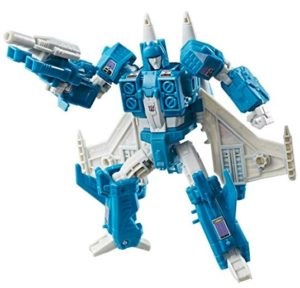 Transformers Generations Titans Return Deluxe Slugs Linger and Caliburst (6.41cm)