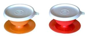 Tupperware Dessert Dish (Set of 2)