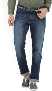 United Colors of Benetton Skinny Men's Blue Jeans