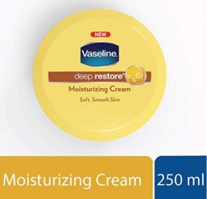 Vaseline Deep Restore Body Cream, 250ml at rs.144