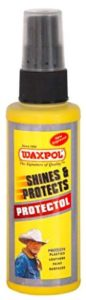 Waxpol CPO170 Protectol Liquid Car Polish (Yellow, 100 ml)