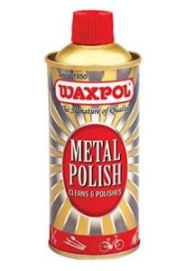 Waxpol Metal Polish - 200 ml