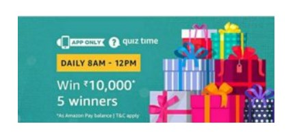 10000 amazon pay balance quiz