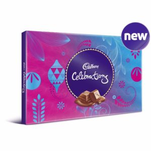 Cadbury Celebrations Assorted Chocolate Gift Pack, 203.5g