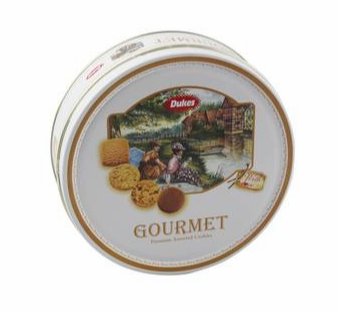 Dukes Gourmet Assorted Cookies 400g