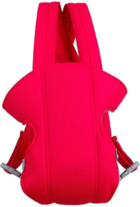 Joy Lap Two in One Multiuse Red Baby Carrier