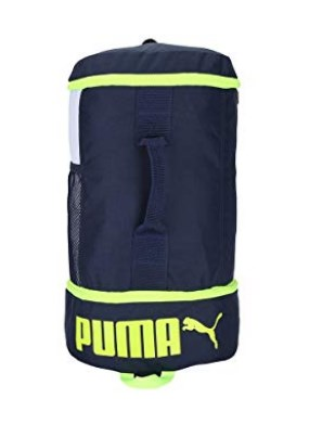 Puma 21 Ltrs Blue Casual Backpack (7453102) at rs.539