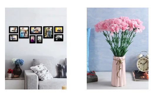 Myntra - Buy Home Decor items at 50% off