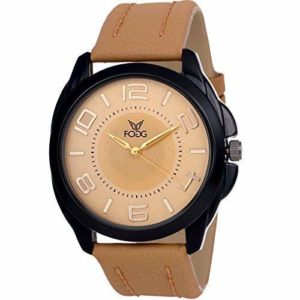 Amazon - Buy Fogg Analog Gold Dial Men's Watch 1121-GL at Rs 149